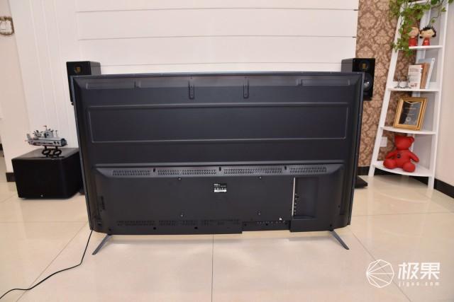 微鲸4k超高清液晶平板电视机