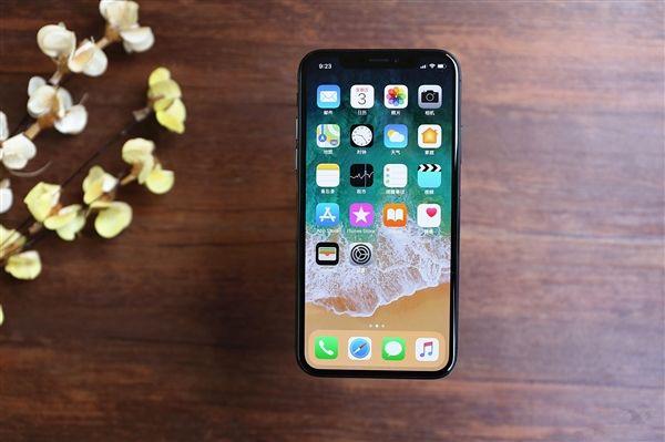 用户发现iPhone X手机阴阳屏:画面看得痛苦