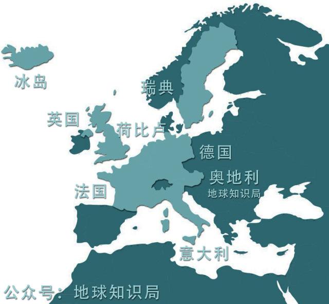 欧洲国家人口越来越少,他们最终会被谁占领?