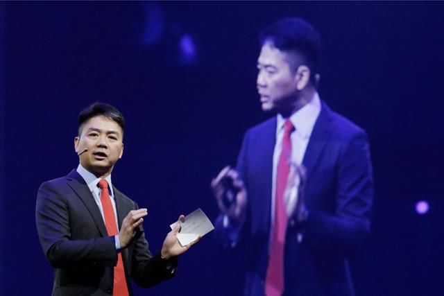 刘强东:人工智能会让我们的世界更美好