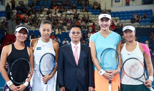"""三位""""李娜接班人""""齐绽放,给低谷中的中国网球带来惊喜"""