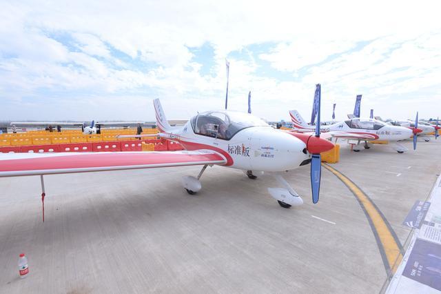 飞行者大会首单!武汉人掷百万买轻型飞机,称学驾照托管都方便