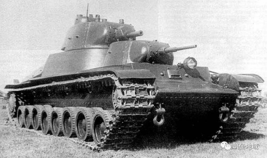 观念落后还是过于超前?说说二战前那些多炮塔坦克