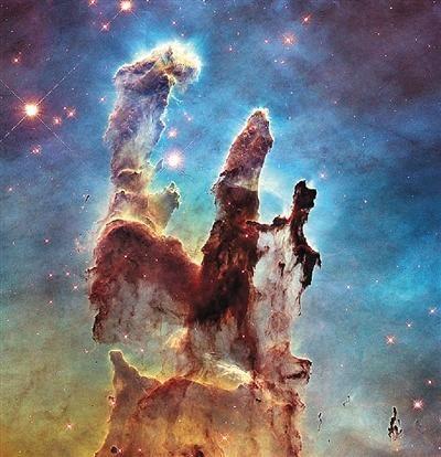哈勃望远镜慢慢坠入大气层NASA也无能为力 凤凰科技