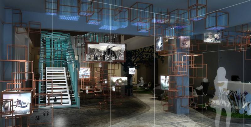 用商业空间连接内容创业者与消费者,「dna cafe&more」在上海开了5家