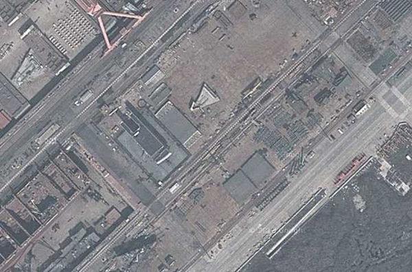 中国003航母正在上海建造 用了哪些尖端技术?(图)