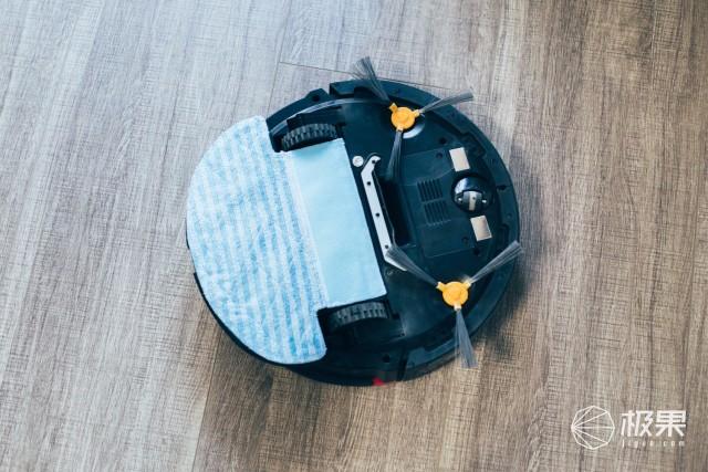视贝(SeeBest)图灵2.0扫地机器人