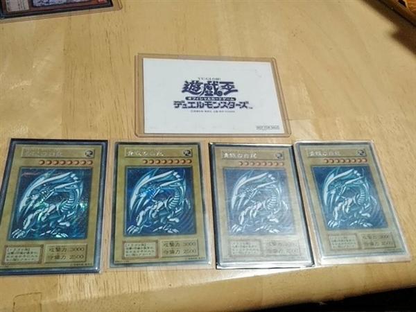 日本玩家卖绝版游戏卡片让网友感慨:换女儿3年学费