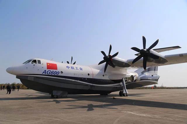 俄新喷气式水上飞机已参加航展,中国蛟龙600却迟迟未首飞