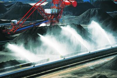 """煤炭第一港建成""""绿色生态港"""""""