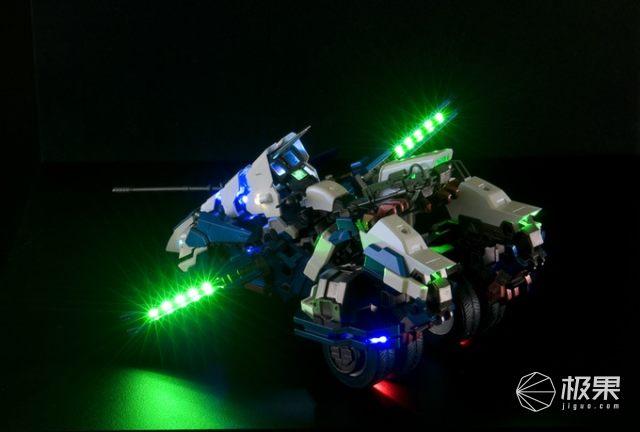 X-base无线充电LED灯