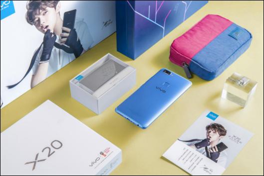 X20vivo蓝发售