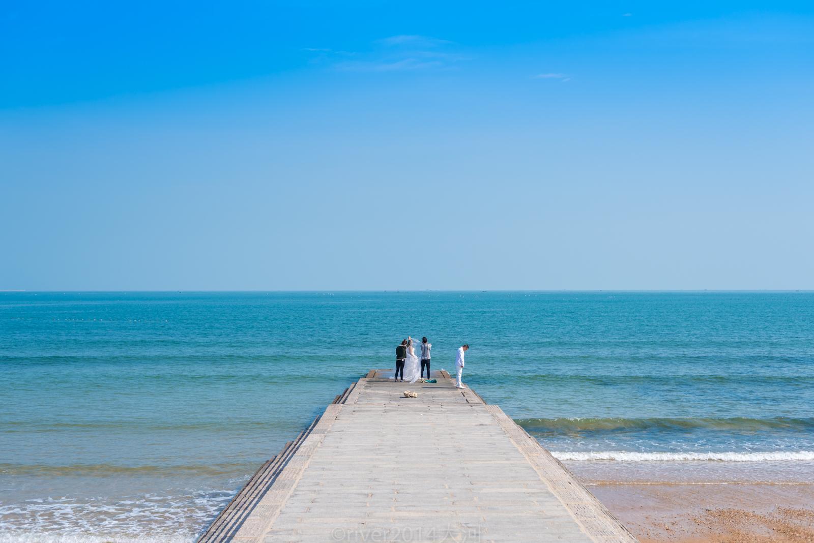 青岛海边藏着个小巴厘岛 当地人都爱来拍婚纱