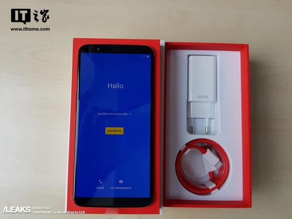 一加手机5T真机、参数确认!同框对比小米MIX 2三星S8