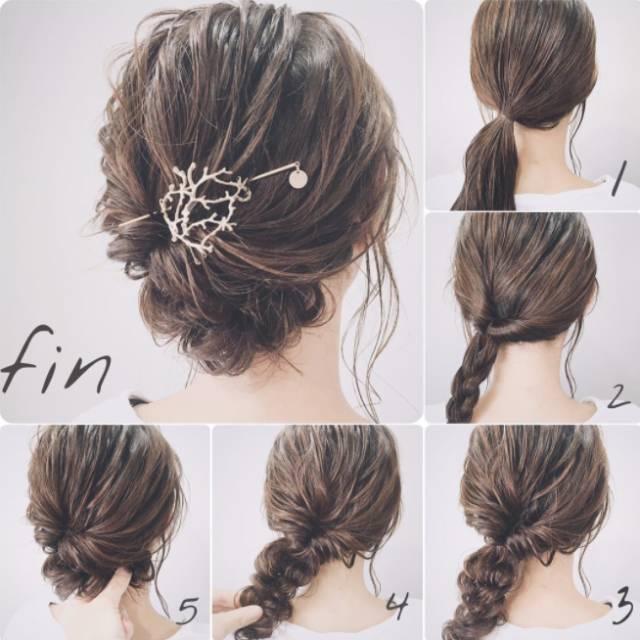 一款适合自己的编发发型才会好看,今天为大家带来的这7款编发发型,带