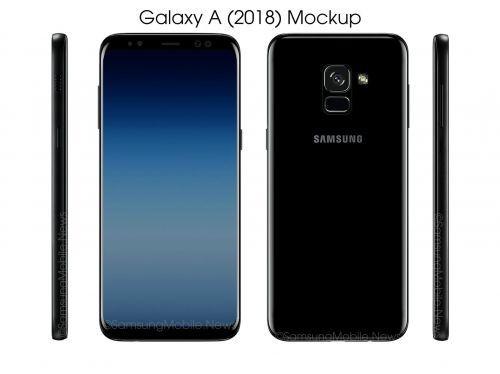 三星Galaxy A7 2018