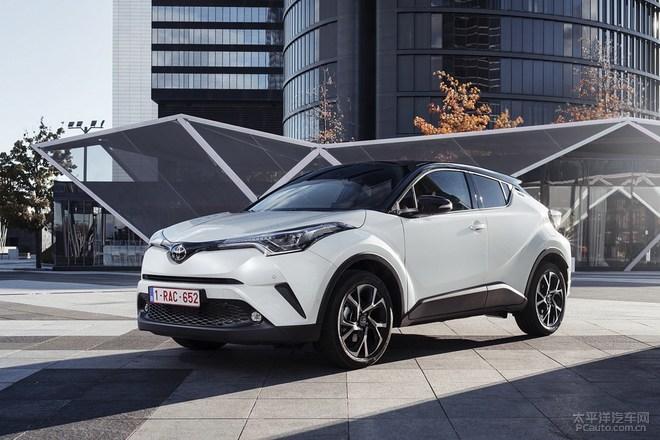 广丰C-HR将于广州车展首发 定位小型SUV