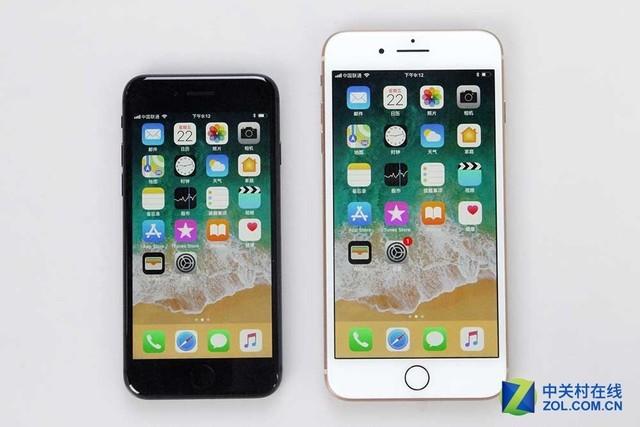 产品  iphone8是目前最新的苹果手机,上市已经有一段时间了.