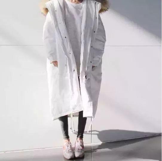 辣眼睛!双11第一波买家秀:衣服穿出大白的感觉