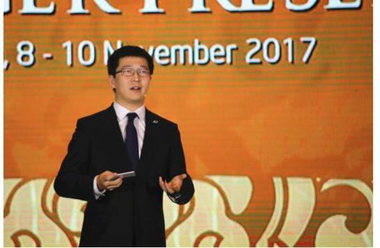 ofo创始人亮相APEC 中国式绿色创新走向世界