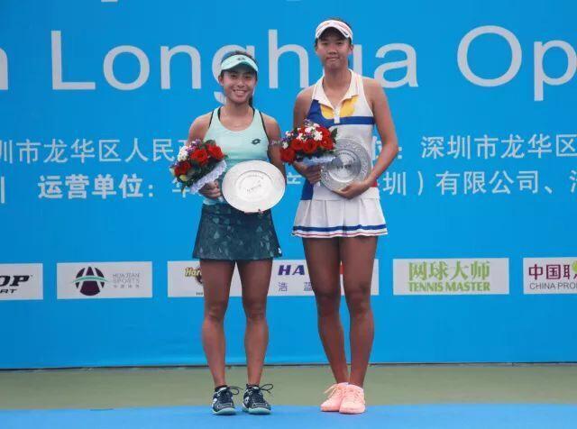 久违的胜利!一周内豪取2冠3亚,她们给低谷中的中国网球带来惊喜