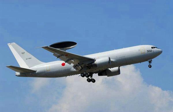 导弹--日本新型预警机号称可发现歼20,却没注意这款导弹