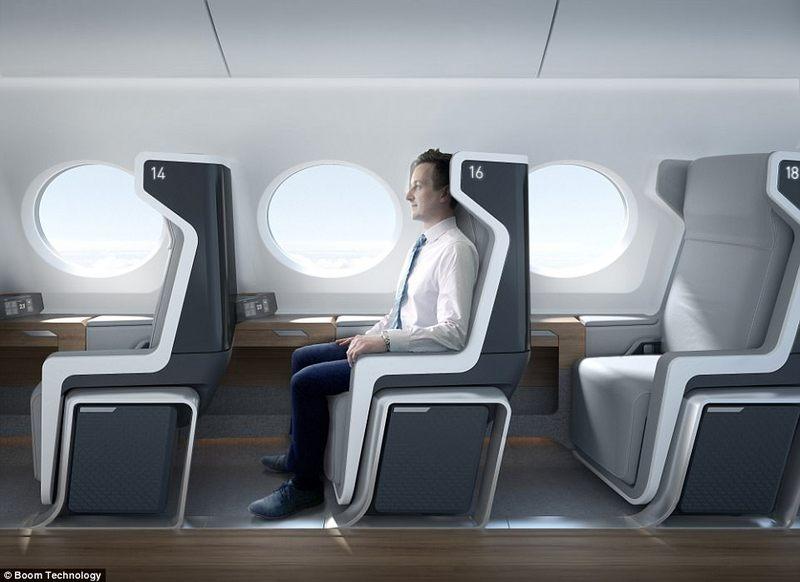 重启超音速飞机的商业飞行,3小时从伦敦飞到纽约