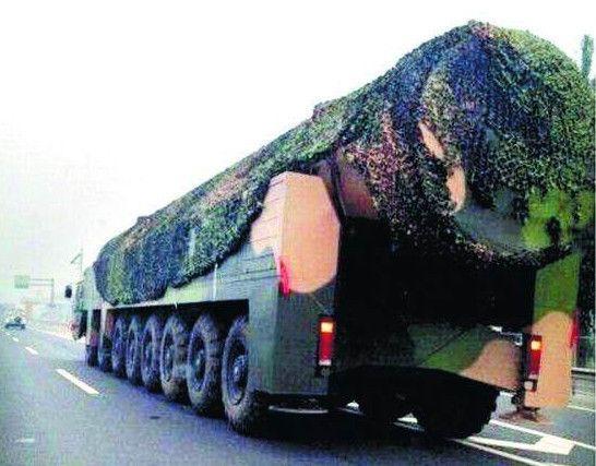 导弹--中俄默契意味深长,全球2款最强战略导弹几乎同时公开
