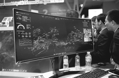 """全球智慧城市博览会 展现""""中国解决方案""""-大发快三官方"""