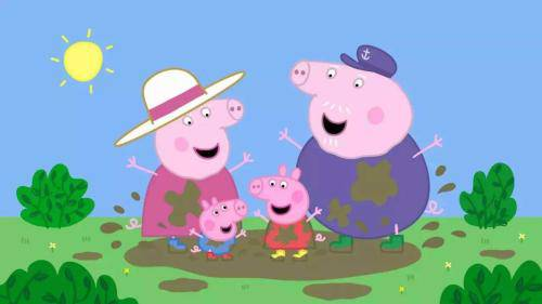 孩子学猪叫怪《小猪佩奇》?家长们的良心会不会痛