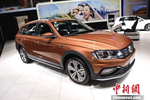 一汽大众携主力车型亮相第十五届广州车展