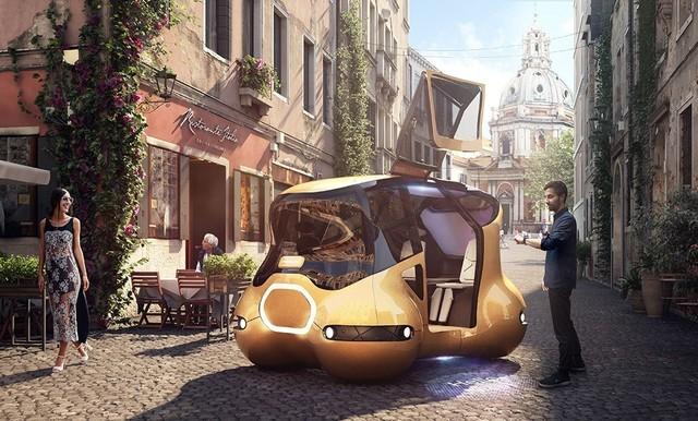 出行有料:共享自动驾驶未来这样打车