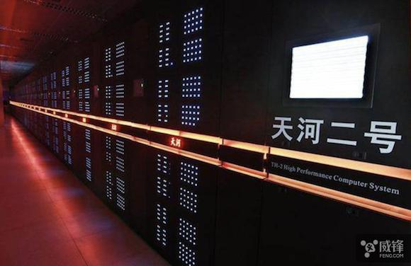 """""""天河二号""""超级计算机将在年底更换国产芯片"""