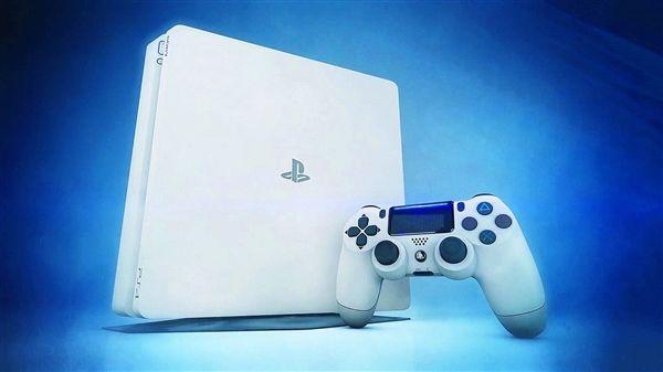 颜值大赞!索尼PS4 Pro冰河白来了:2999元