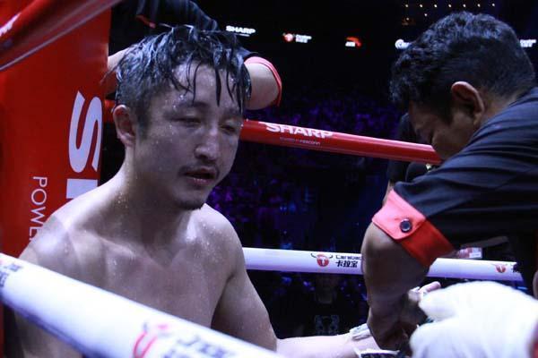 邹市明被马云打趴遭业内质疑,名拳手痛斥:你不是演员