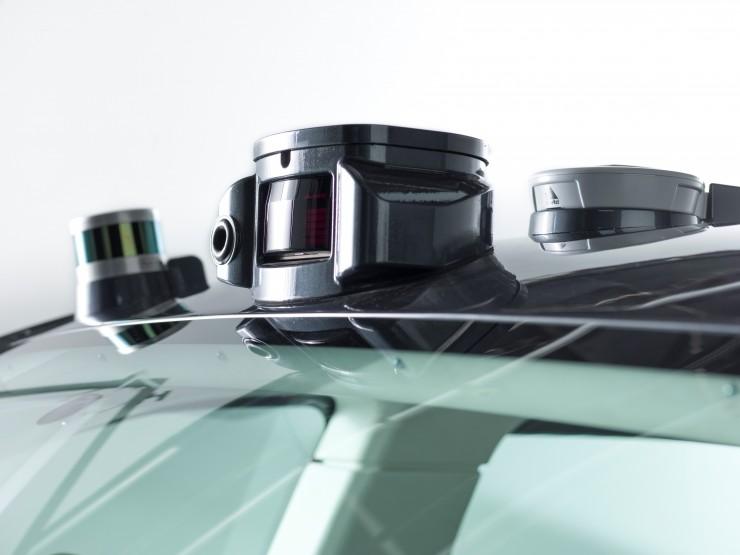 """与 Waymo 发布会""""撞车""""微变奇迹sf的 Navya,能在自动驾驶出租车市场掀起"""