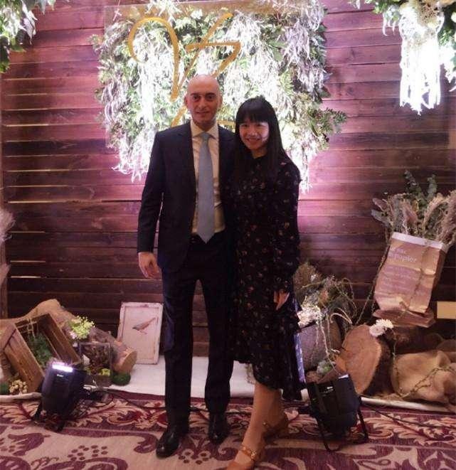 里皮第一翻译今日大婚 来华已13年娶中国大连籍媳妇 无愧人生赢家