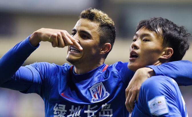 U23小将完爆中超最佳后卫 曾在国青2场4球 他是申花的未来!