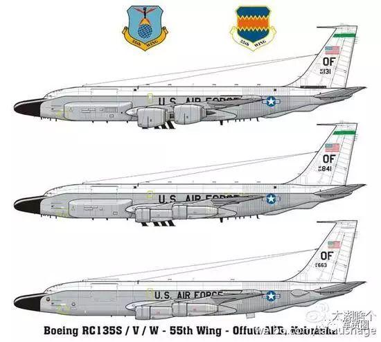 战斗机--美国鬼魅飞机阴魂不散:长期收集中国电子和导弹信息