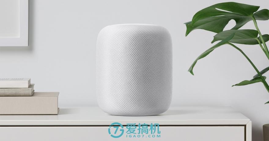 苹果又一产品跳票,这一回是 HomePod