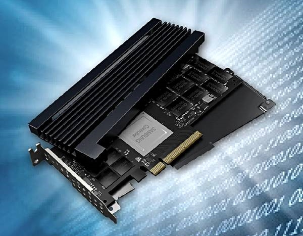 对标Intel傲腾!三星推出SZ985固态盘:SLC、3.2GB/s