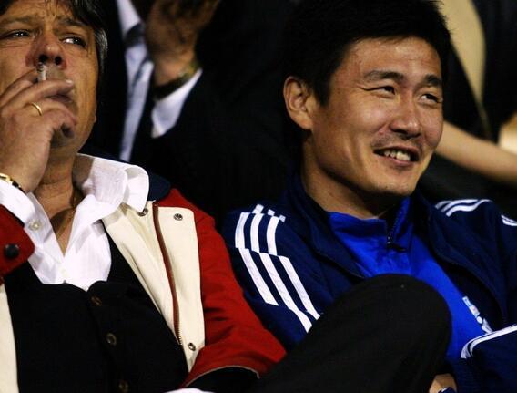 鲁能队最为成功的中锋强援是他 能力不俗曾让韩国队胆寒