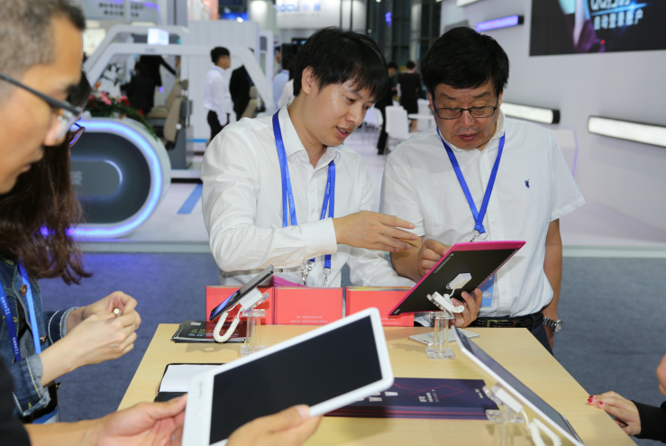 当深圳竞技宝科技遇到中国国际高新技术成果交易会