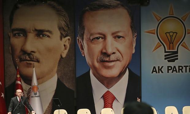土耳其参加北约军演 发现假想敌是自己