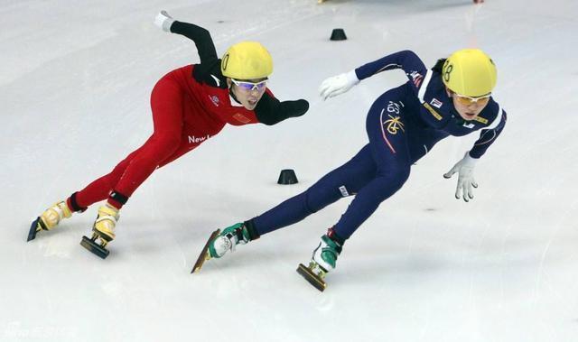 气炸了!速滑比赛韩国队犯规却取消中国队成绩