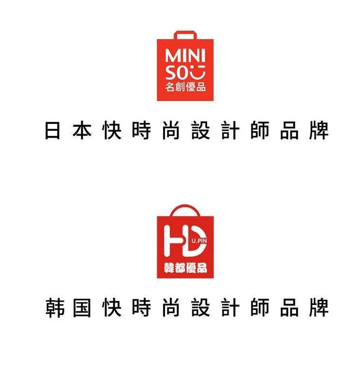 名创优品和韩都优品logo和口号