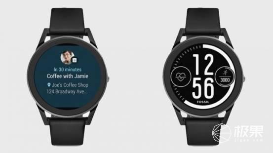 化石(Fossil)QCONTROL智能手表