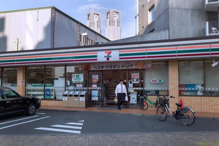 挑战摩拜,7-11便利店竟要做共享单车!但他们还打了个小算盘