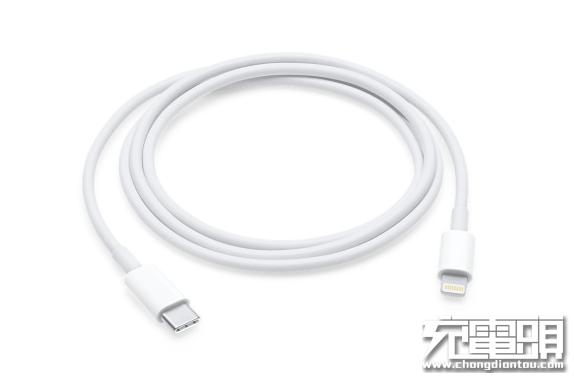 接口的 iphone,ipad 或 ipod 连接至配备 usb-c 或 thunderbolt 3
