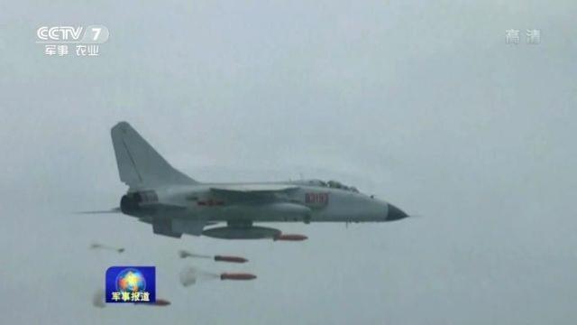 """战斗机--""""飞豹""""空投航空水雷让台眼红,急向美申购同类大杀器"""